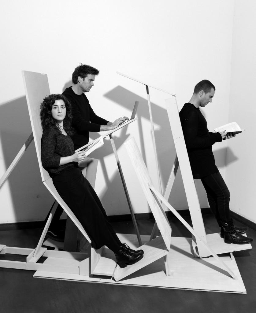 Arna Mackic, Erik et Ronald Rietveld, RAAF (Rietveld Architecture-Art- Affordances) © Maarten Kools