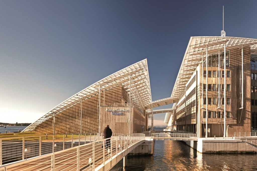 8 - Astrup Fearnley Museum of Modern Art d'Oslo