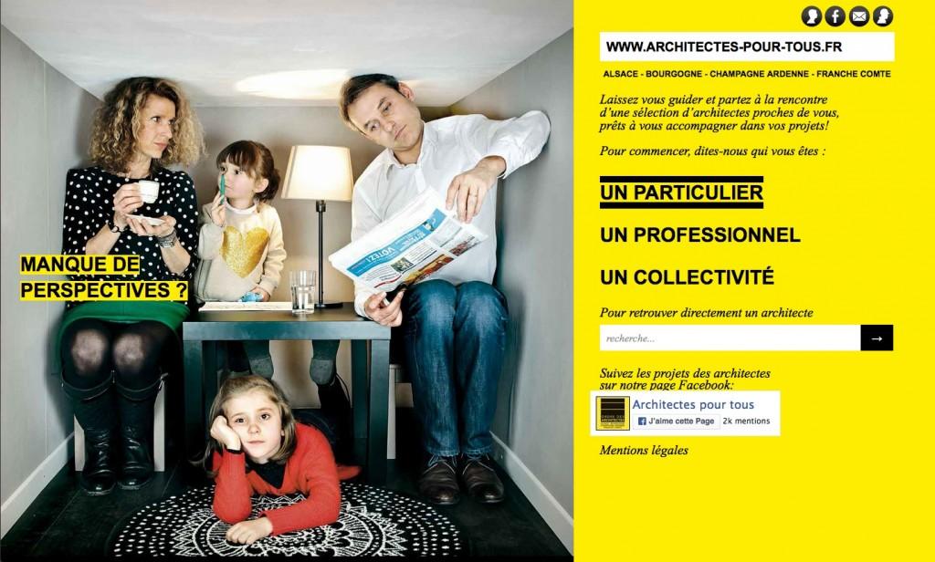Architectes pour tous