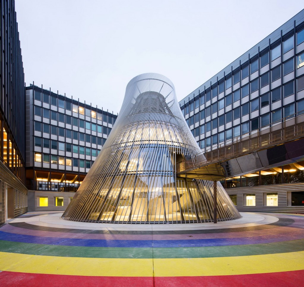 campus jussieu par architecture studio