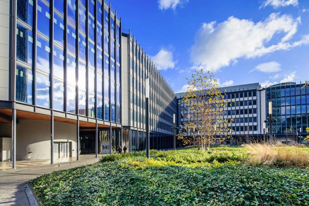 campus Jussieu / A-S