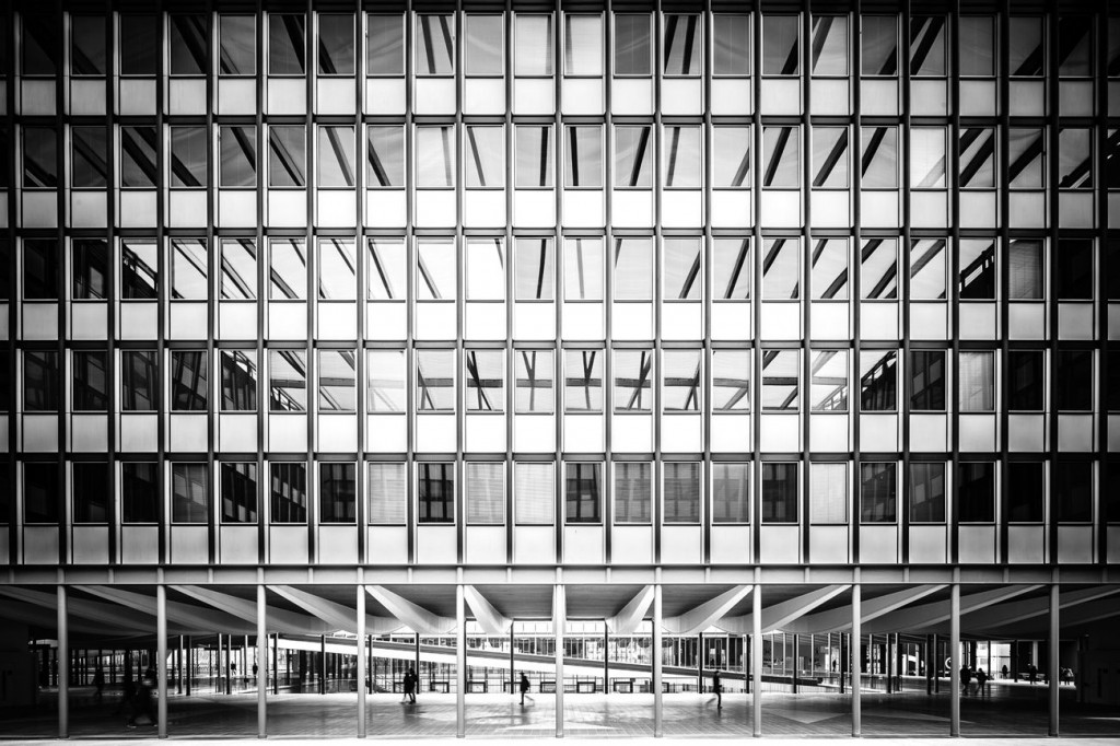 Campus Jussieu - Architecture Studio