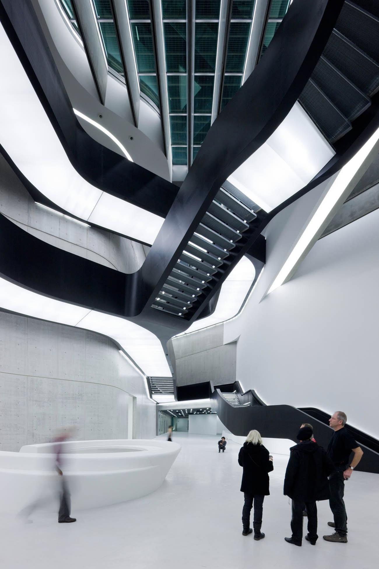MAXXI Museum of XXI Century Art Rome