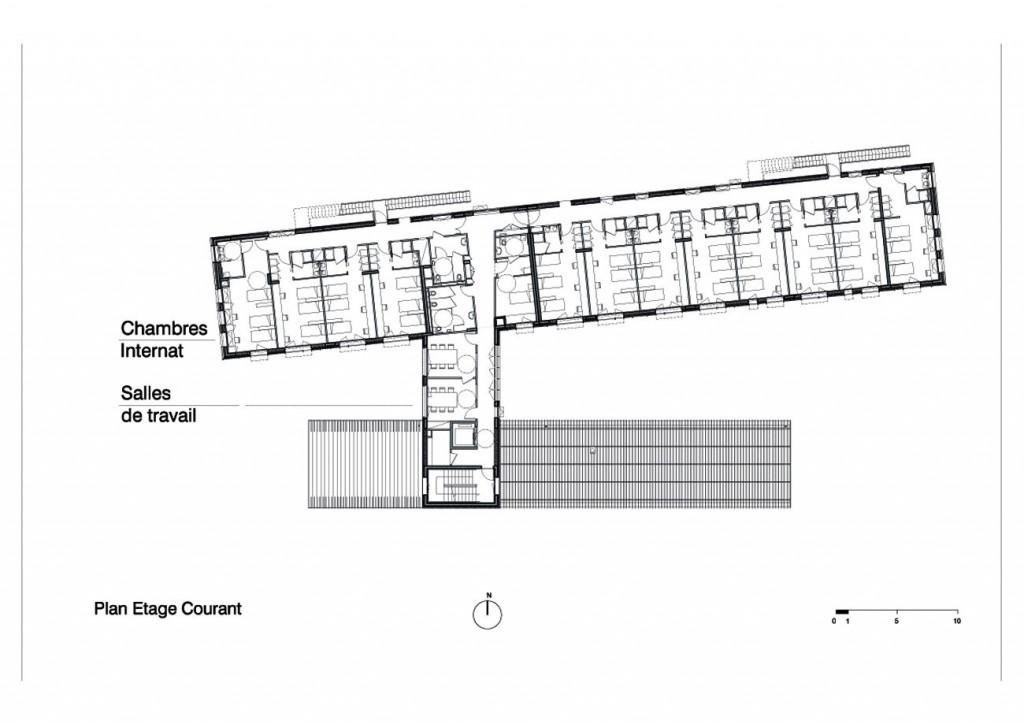 internat_rue royale_plan-etage
