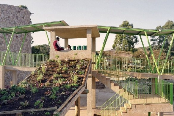 Vele Secondary School, Vhembe District, Limpopo, Afrique du Sud, 2005 @ ECA (2)