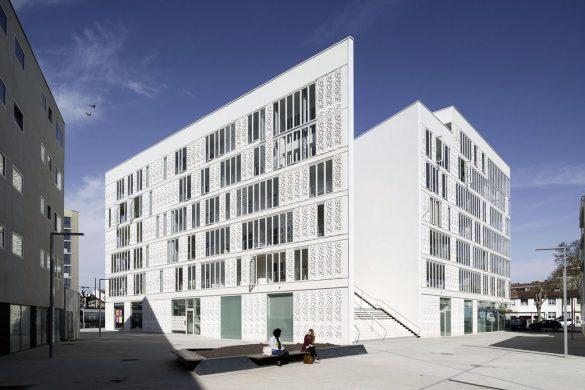 Grand prix afex pour le mus e national estonien archicree for Algeco maison individuelle