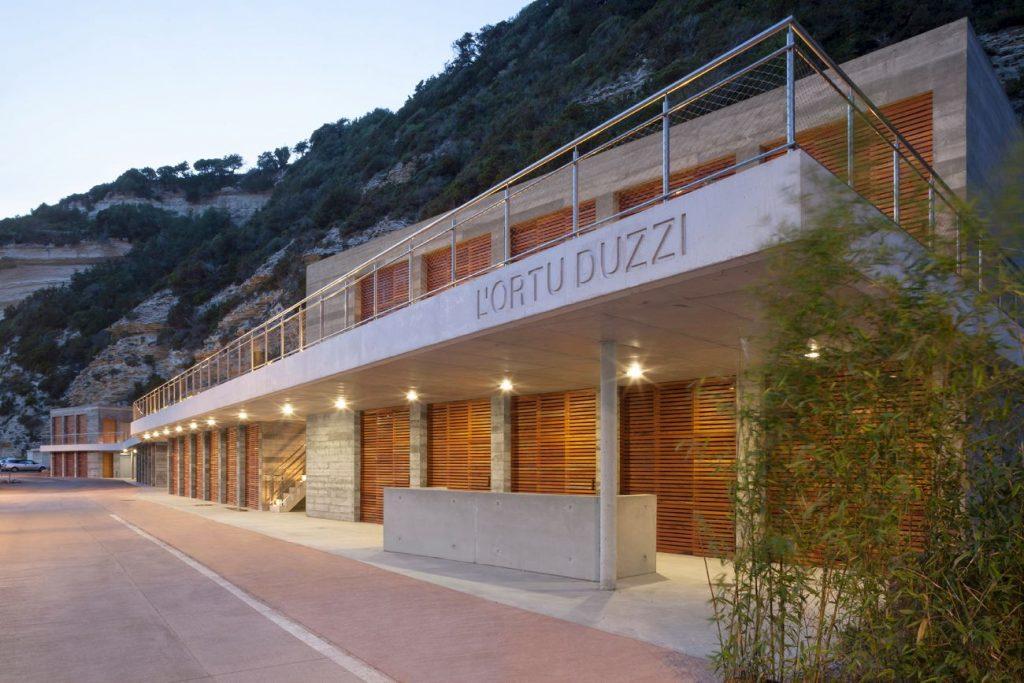 Buzzo-Spinelli Bonifacio Corse pêcheurs