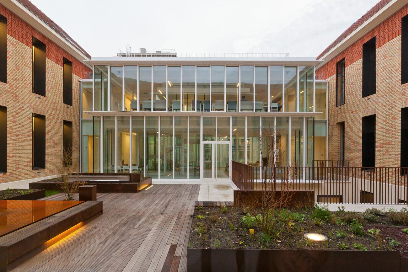 Archicree cr ation et recherches esth tiques europ ennes for Architecture unite alzheimer