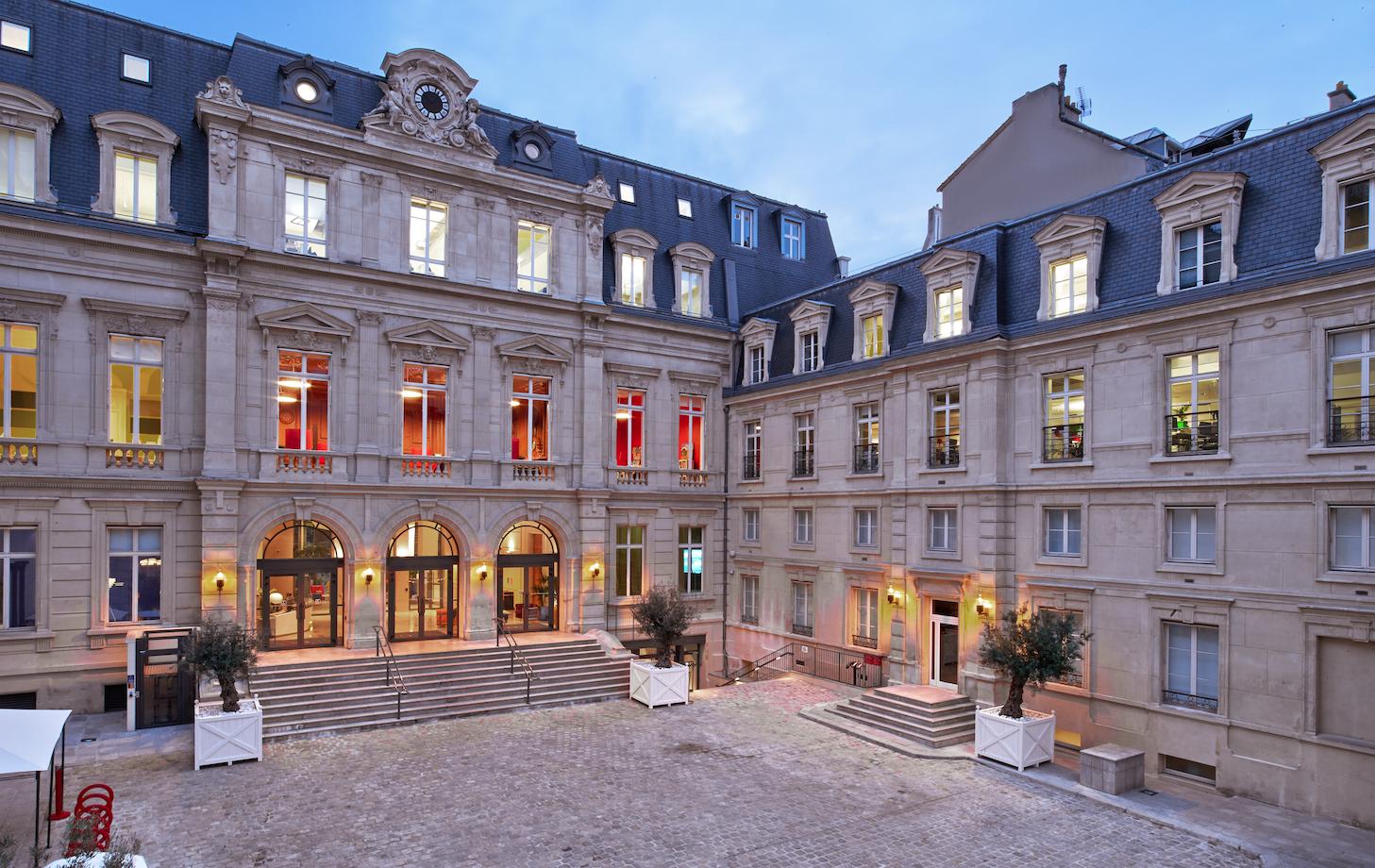 Googleplex1 - Le Googleplex s'approprie le patrimoine parisien