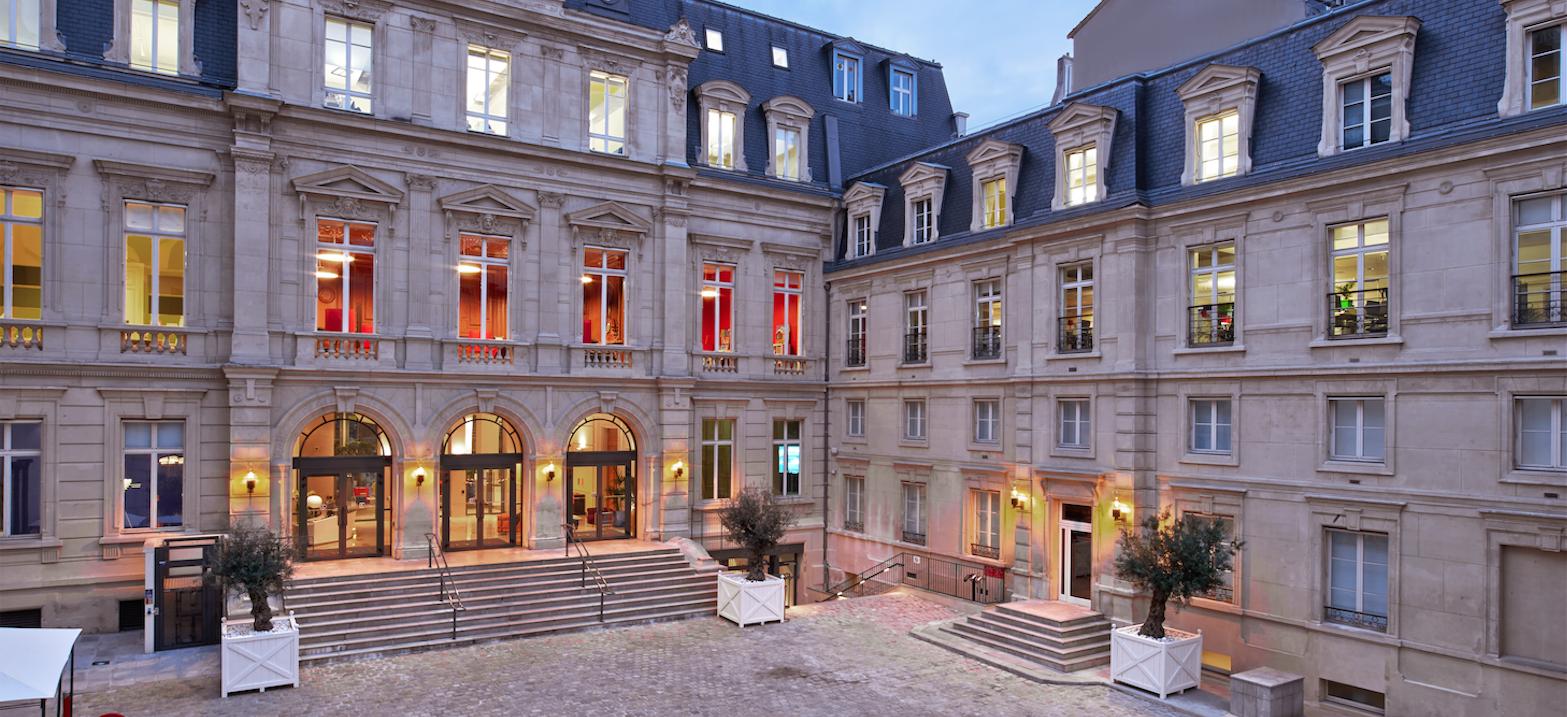 Googleplex2 - Le Googleplex s'approprie le patrimoine parisien
