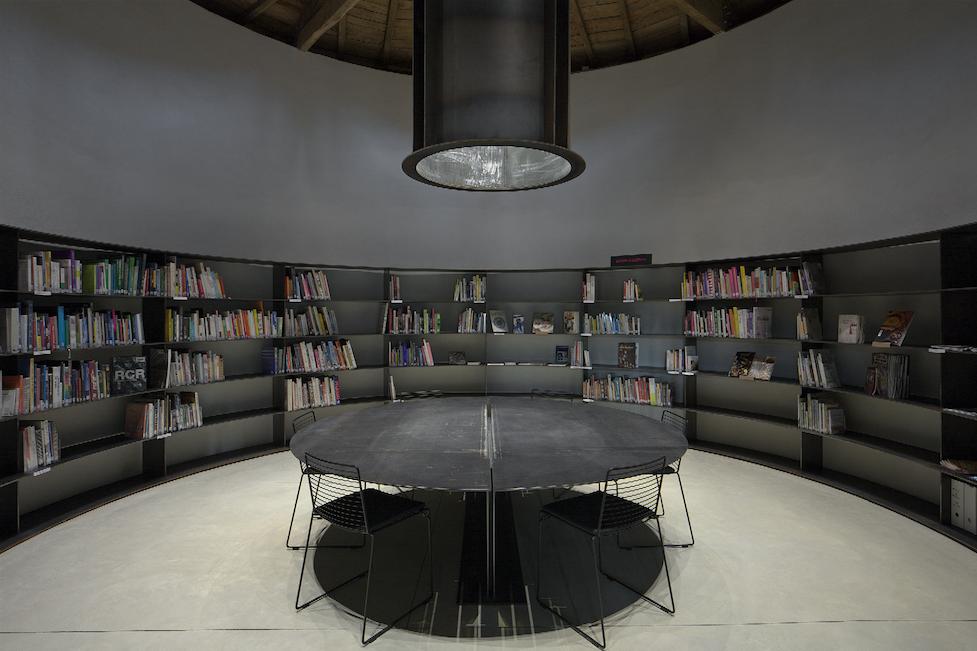 negrepelisse 2 - RCR arquitectes : La Cuisine de Nègrepelisse
