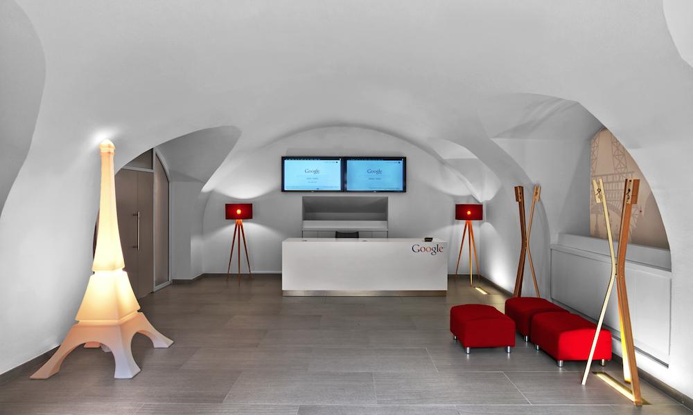 googleplex13 - Le Googleplex s'approprie le patrimoine parisien