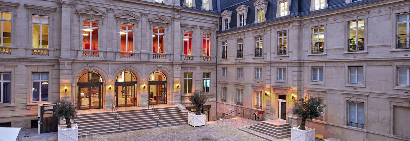 googleplex3 compressed - Le Googleplex s'approprie le patrimoine parisien