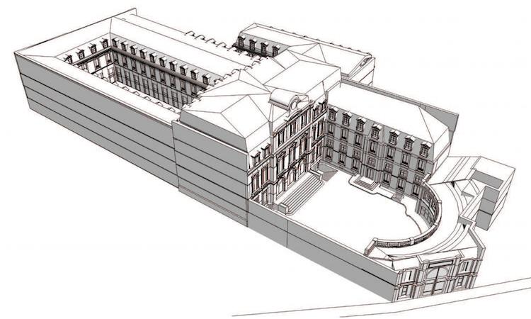 googleplex51 - Le Googleplex s'approprie le patrimoine parisien
