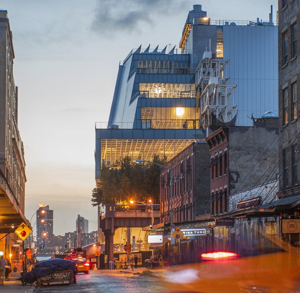 10 Whitney Museum NYC 2014 Jobst 1024x1001 - La mutation du Whitney Museum