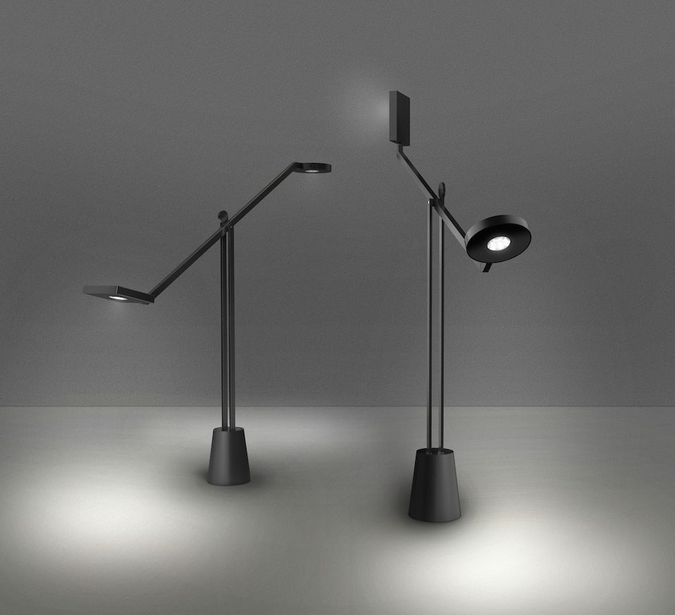 artemide equilibris 2 compressed - Artemide : la lampe Equilibrist récompensée