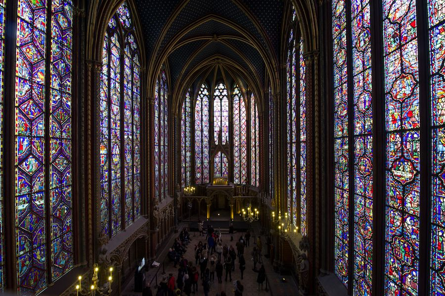 Visuels Sainte Chapelle compressed - La Sainte-Chapelle restaurée