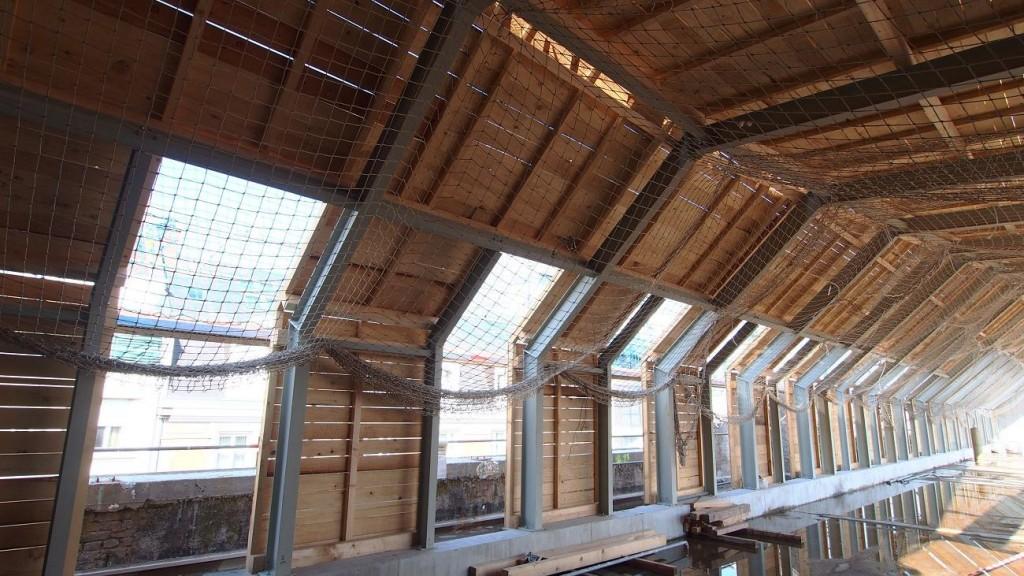 27CreditPhoto BCM Aile Ouest compressed 1024x576 - Le Palais de Justice de Strasbourg en chantier