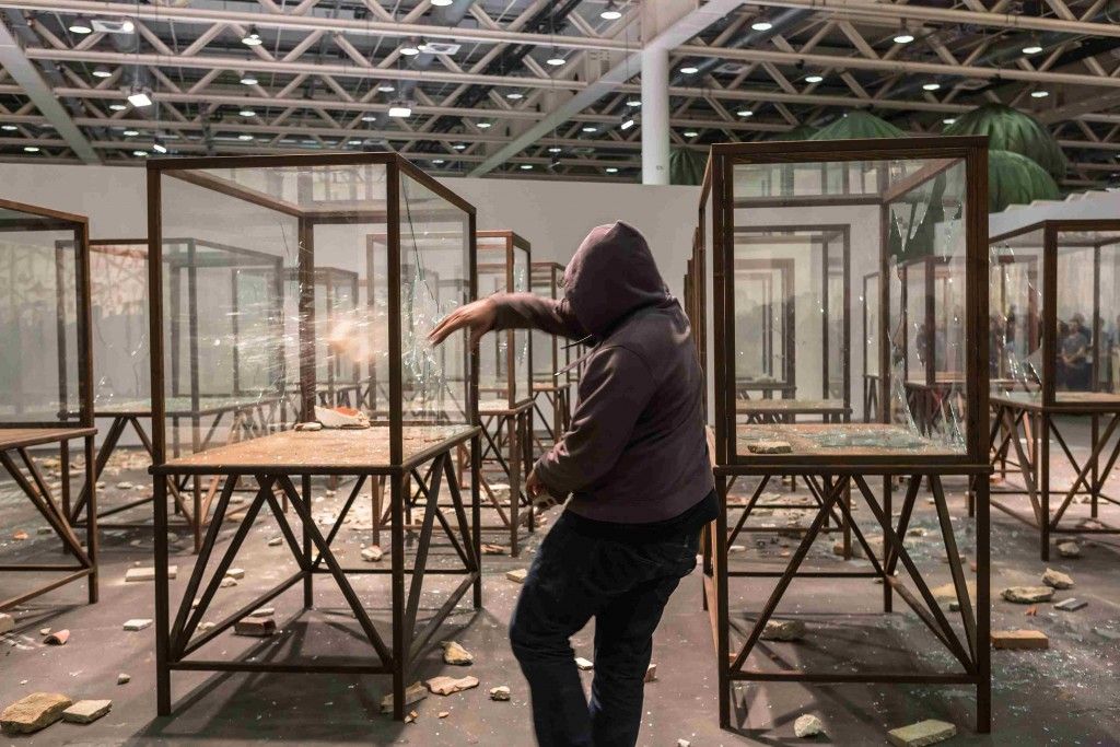 ARTBASEL2015 ACO 02 195 compressed 1024x683 - Art Basel, grand-messe de l'art contemporain
