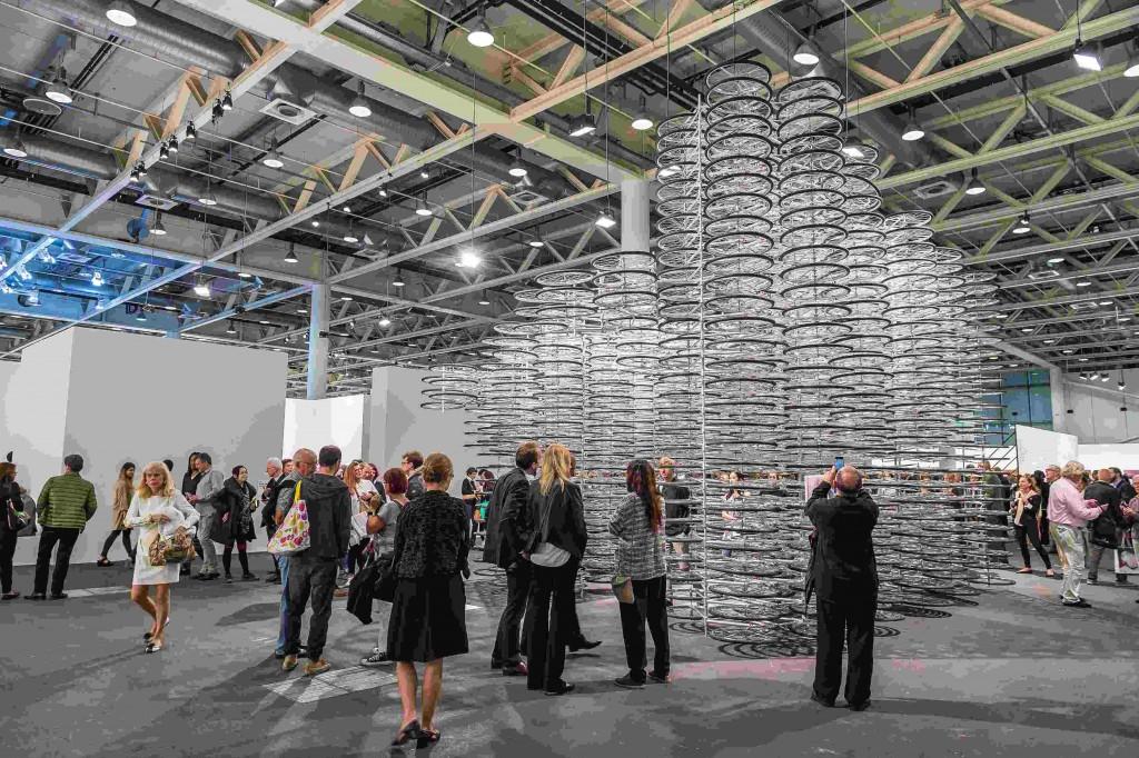 ARTBASEL2015 MEG 04 049 compressed 1024x682 - Art Basel, grand-messe de l'art contemporain