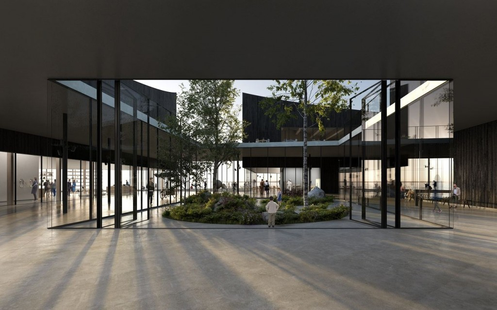Moreau Kusunoki GUG H 03 H  ® Moreau Kusunoki   ArtefactoryLab compressed 1024x640 - Le Guggenheim d'Helsinki a ses architectes