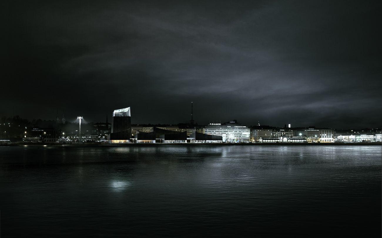 Moreau Kusunoki GUG H 05 H  ® Moreau Kusunoki   ArtefactoryLab compressed - Le Guggenheim d'Helsinki a ses architectes