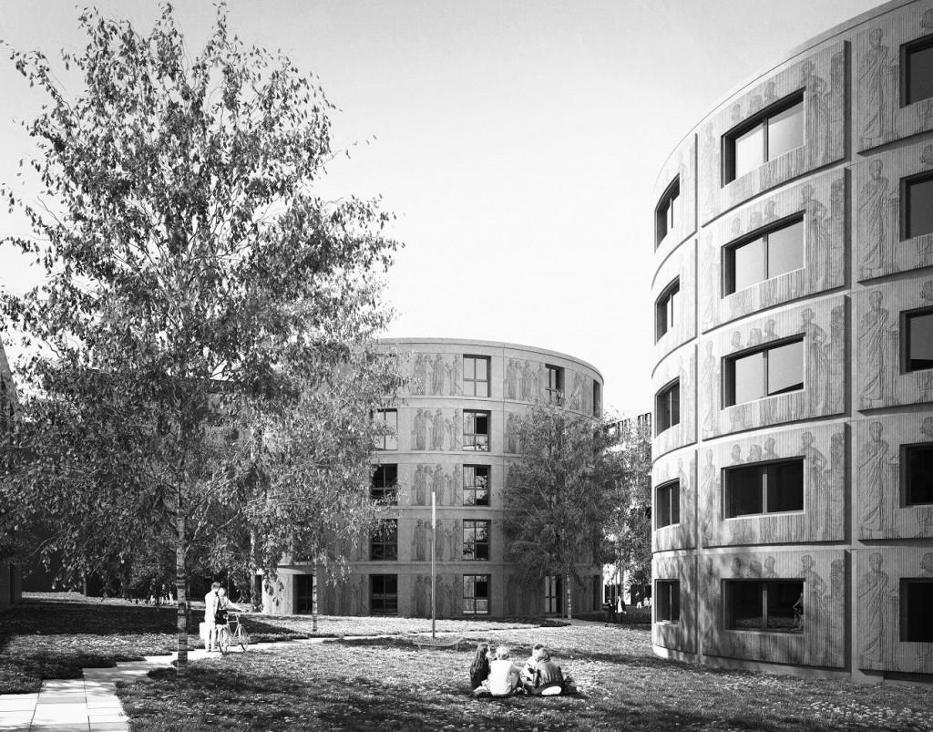 LAN SODE GARDEN VIEW BW compressed 1024x803 - « Les jardins secrets de Paris-Saclay »