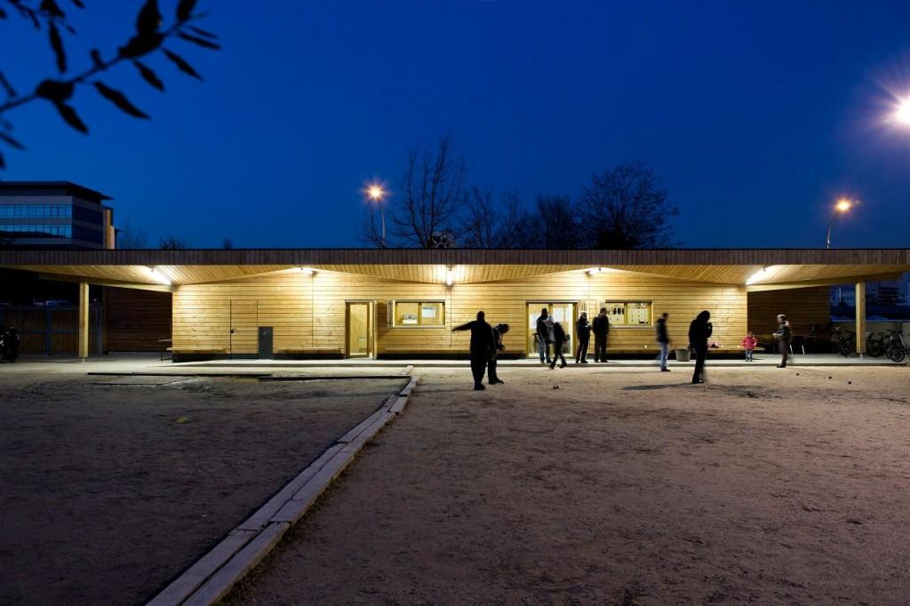 SAINT OUEN CLUB HOUSE DE NUIT THOMAS LANG compressed 1024x682 - PARC au boulodrome Marcel-Cachin