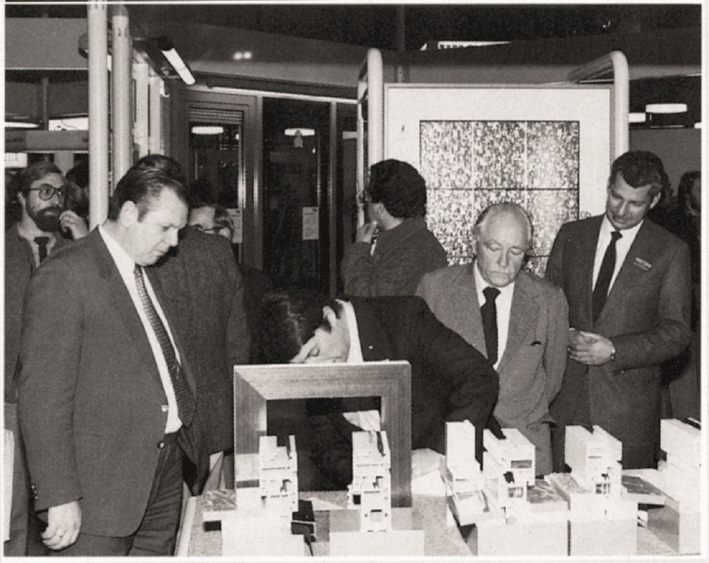 Schuco Salon 1 compressed 1024x813 - Schüco fête ses 50 ans