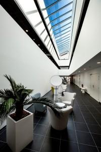 Nakâra atrium 200x300 - Dentelle de béton pour la résidence Nakâra