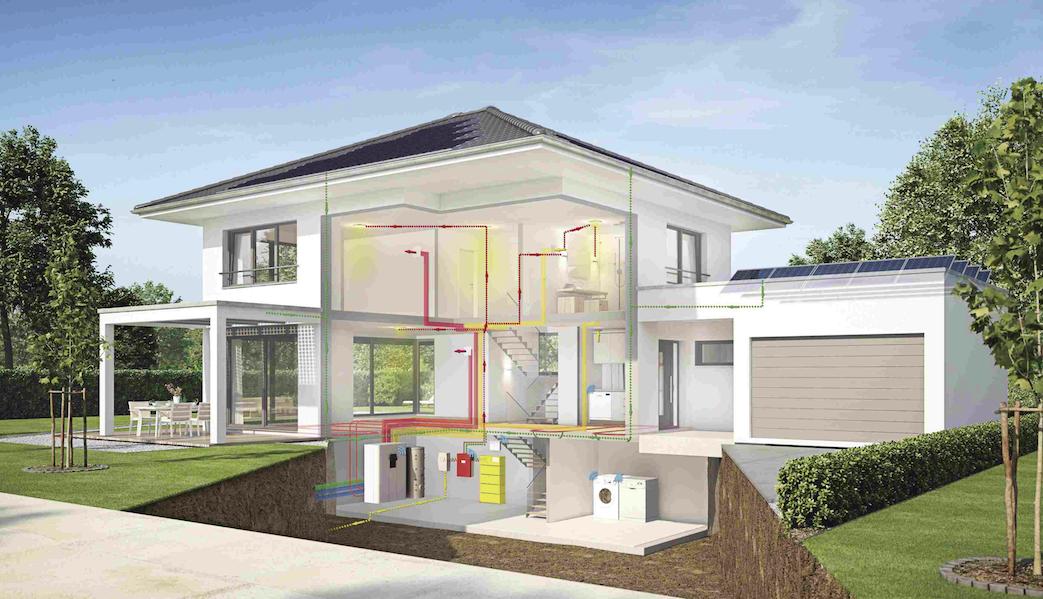 weberhaus maison energie positive - WeberHaus, la maison à énergie positive