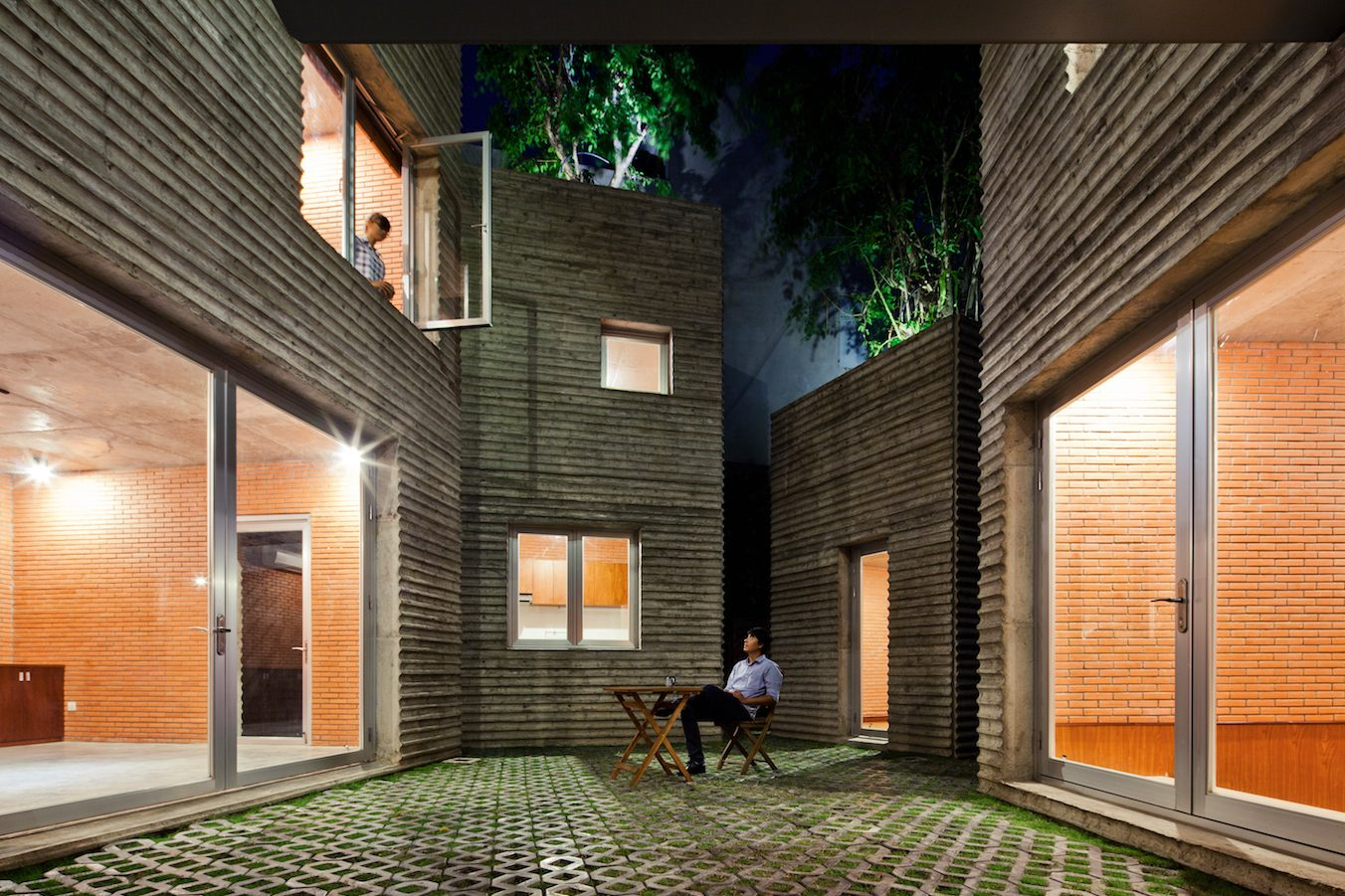 House for trees 1 - House for trees : un arbre par-dessus les toits