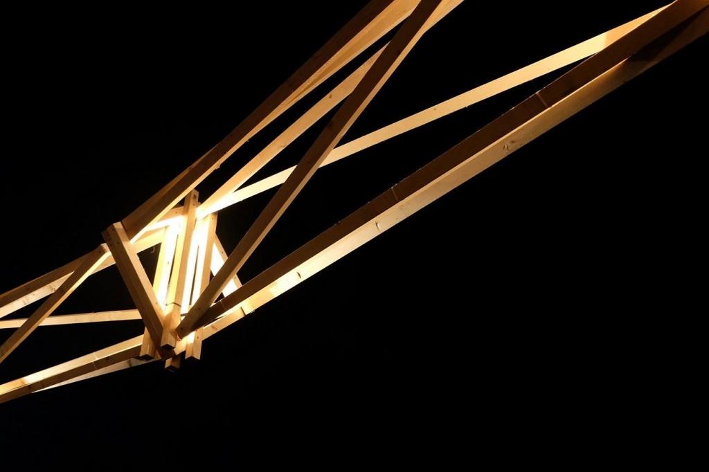 MAZZOCCHIO detail 1024x682 - Le Mazzocchio matérialisé en bois
