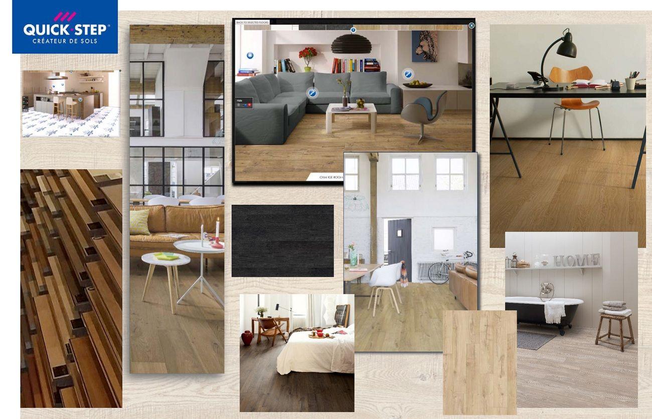 QS conceptstore - Quick-Step revêt ses plus beaux sols à Paris