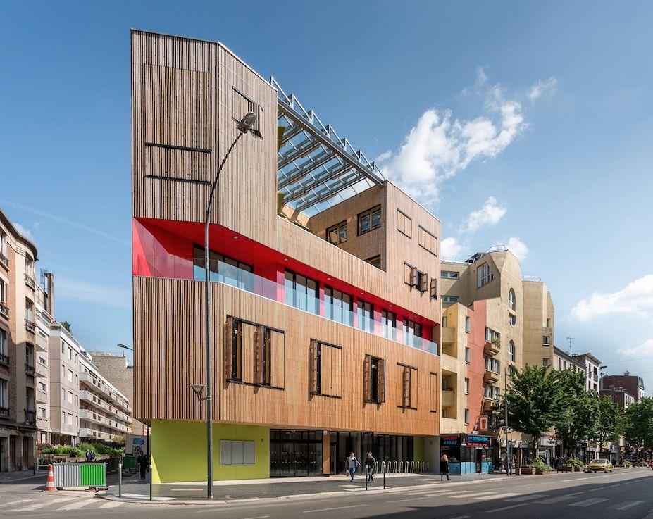 facade ouest compressed - Laraqui Bringer équipe la périphérie parisienne