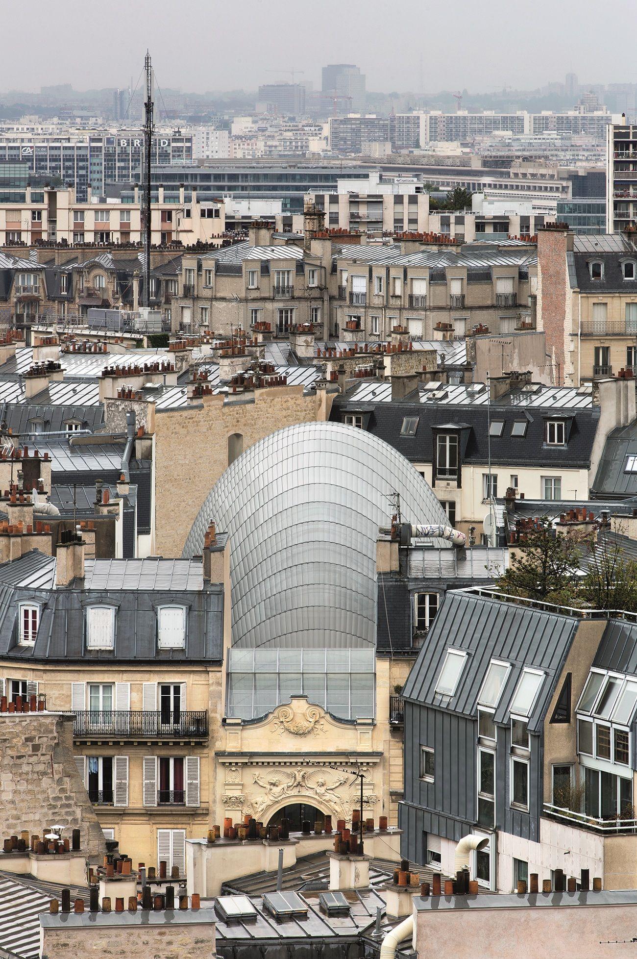 5 - Fondation Pathé à Paris
