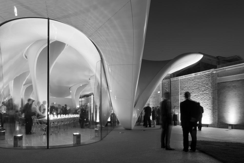 Serpentine Sackler Gallery 2 - Zaha Hadid remet le couvert à la Serpentine