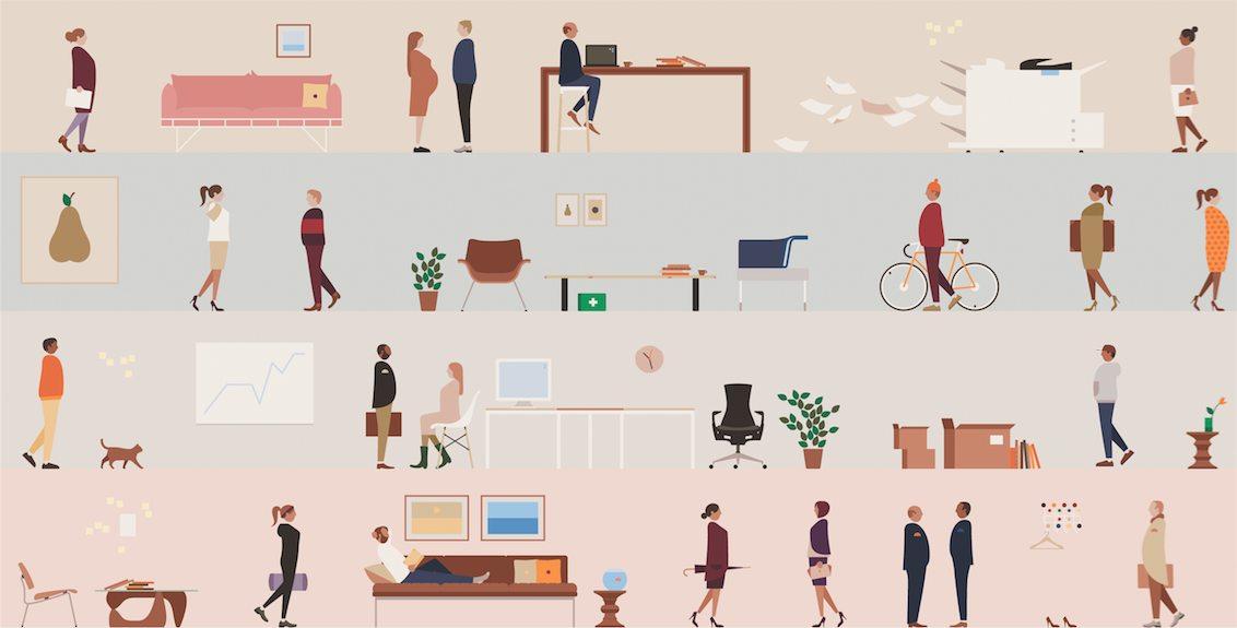 living office - Happy-culture au bureau
