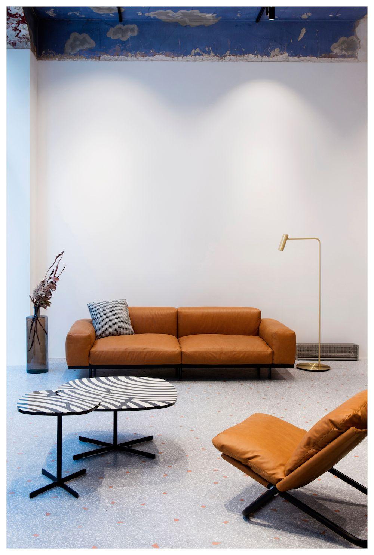 Showroom Arflex, photo Claude Weber