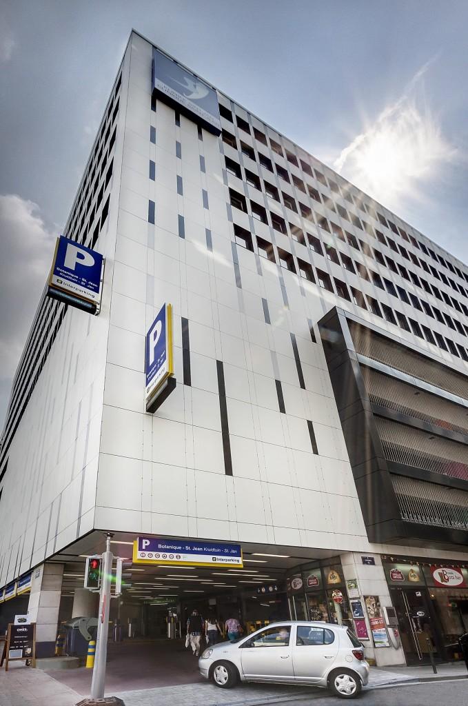 hôpital Saint-Jean à Bruxelles