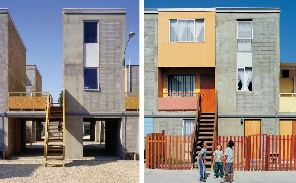 Alejandro Aravena Quinta Monroy Housing 03 0 1024x636 - Alejandro Aravena, premier architecte chilien lauréat du Pritzker