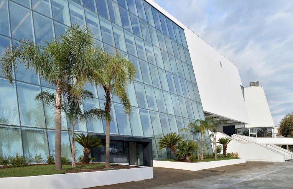 Cannes 33 compressed - Archidev achève la rénovation du Palais des Festivals de Cannes