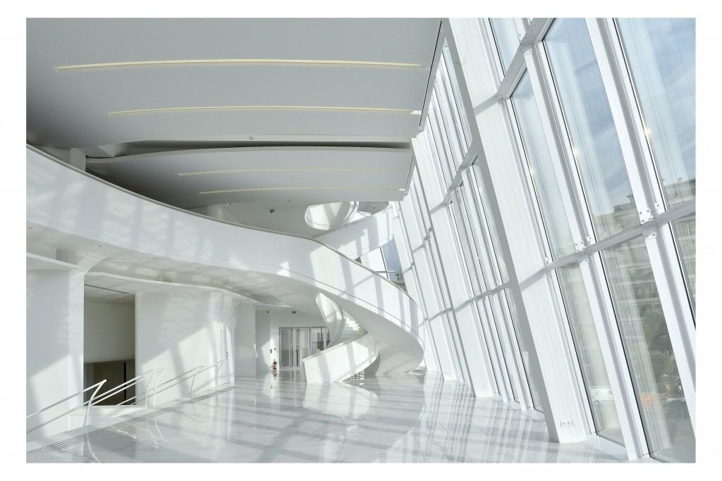 cannes 6 - Archidev achève la rénovation du Palais des Festivals de Cannes