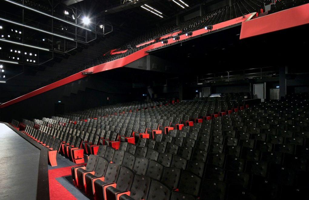 cannes 77 compressed - Archidev achève la rénovation du Palais des Festivals de Cannes