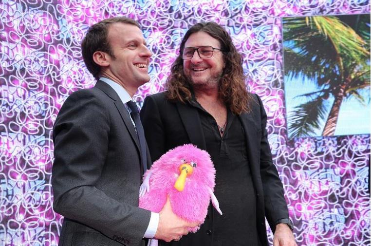 macron granjon - Jean-Michel Wilmotte signe un immeuble pour vente-privee.com