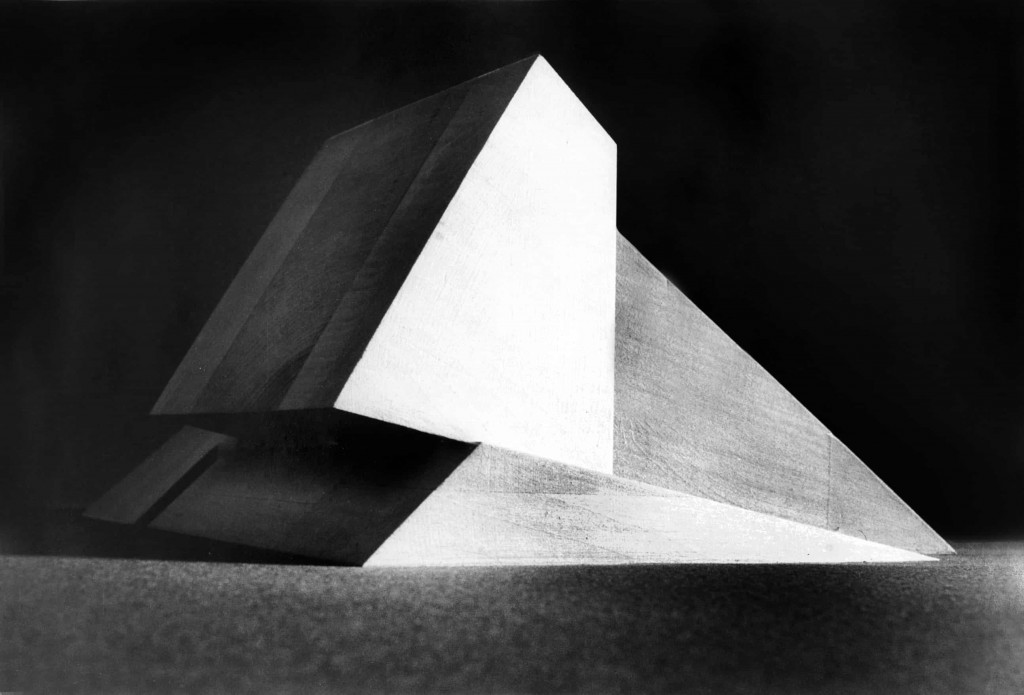 5 Musee Art Moderne Oblique Claude Parent min 1024x695 - Disparition de Claude Parent, créateur de l'architecture oblique