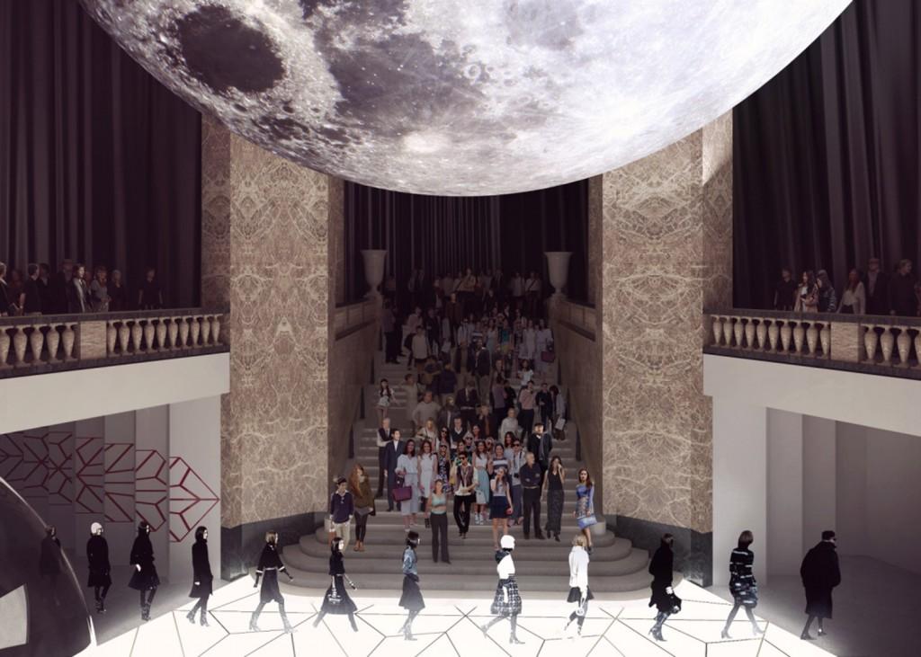 bjarke ingels galeries lafayette champs elysees 1024x731 - BIG va aménager les Galeries Lafayette des Champs-Elysées
