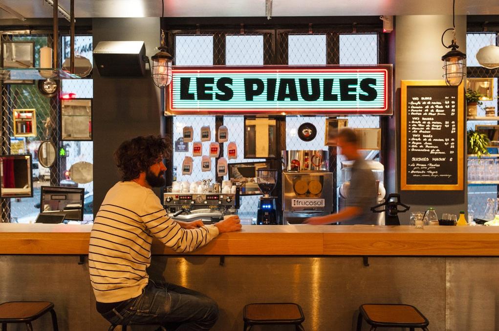 les piaules 2 - Les Piaules, l'auberge de jeunesse design signée Kristian Gavoille