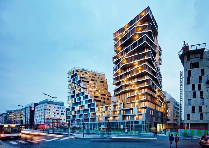 Batiment Home - MIPIM Awards : les architectes français lauréats