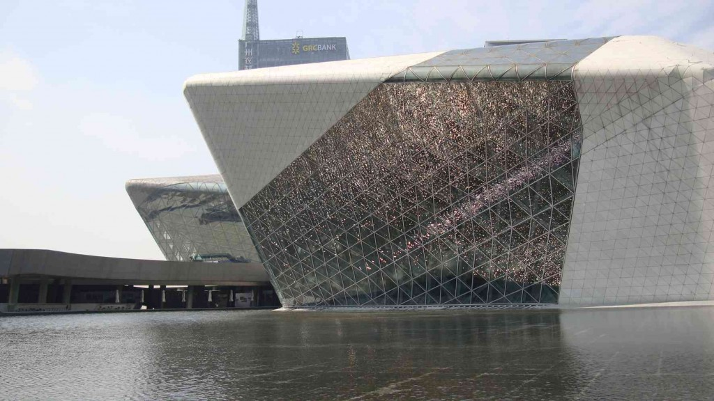 Guangzhou Opera House 1024x576 - Disparition de Zaha Hadid
